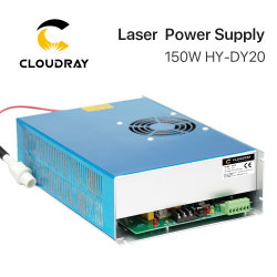 Reciレーザーの管のためのCloudray 150-180Wの二酸化炭素Dy20レーザーの電源