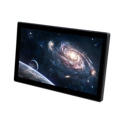 """IPS LCD 접촉 스크린 모니터 Pcap 19.5 """" 전기 용량 다중 접촉 LCD"""