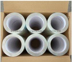 I commerci all'ingrosso annullano/trasparente/Brown/Tan/qualità superiore della scatola di sigillamento OPP BOPP dell'imballaggio del nastro prezzi poco costosi giallastri/bianchi di Discont buona