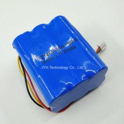 Li-ion 3s2p het Pak van de Batterij 11.1V/5200mAh voor HulpMacht