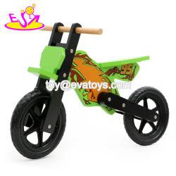 Nouveau design d'enfants jouet en bois de motocyclettes de gros de W16C220