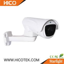 100м Диапазон ИК-Poe IP камеры PTZ Super сумеречного света звезд низкой люкс 10X зум 5MP Hico высокоскоростных купольных камер видеонаблюдения поставщика