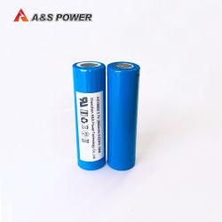 Batterie Li-Po souple ultra-fin de la batterie au lithium polymère 3,7 V 18650 2600mAh
