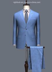 Классический стиль Fshion тонкий установите Tr ткани мужские костюмы хорошего качества малых OEM ODM для того принять