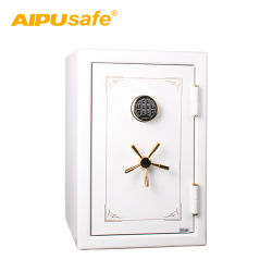 Le luxe Home Safe/ Coffre-fort ignifuge avec U L énumérés serrure électronique / GS3020e1956-WH