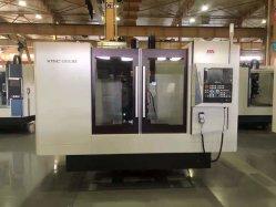 Centro de usinagem verticais CNC rodando Moagem Máquina composto de perfuração