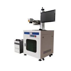 Nuova macchina per marcatura laser UV UV a freddo con marcatore a raggi ultravioletti per Tastiera del computer