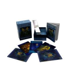 Carte de tarot personnalisée pour le jeu de papier imprimé personnalisé promotionnel
