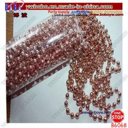 결혼식 훈장 로즈 금 효력 구슬 화환은 굳힌다 결혼식 제품 (B6068)를