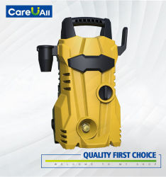 GS, Cer, FCC, CB, RoHS, PAHs, Weee bescheinigte Haushalts-elektrisches Hochdruckunterlegscheibe-Auto Washser