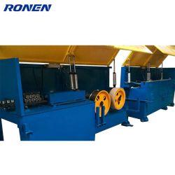 Les fils en acier à ressort plat de chauffage par induction de l'équipement de traitement / Ligne de la machine