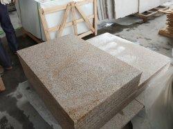 G682/Crystal/Atardecer de granito amarillo mosaico de granito de oro