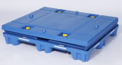 Высокая емкость жесткого Легкая складная прочного наращиваемые большой пластиковый корпус с дешевой цене