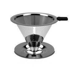 صنع وفقا لطلب الزّبون [ستينلسّ ستيل] شاي مربح [كفّ فيلتر] لأنّ شاي إناء و [كفّ مكر]