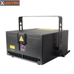 Профессиональный большой полноцветный RGB лазера DJ оборудование