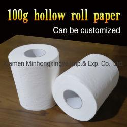 3 telas 100% de la capa de pulpa de madera virgen madre, un pañuelo de papel Rollo padre gran Rollo de Papel Higiénico Jumbo