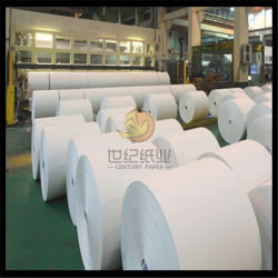 60 G/M2 70 G/M2 80 G/M2 White Offset Printing Paper/ houtvrij Offset Paper Rollen