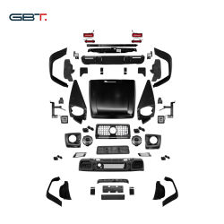 Gbt Car Auto Parts Grille 휠 트림 프론트/리어 범퍼 연도 Mercedes-Benz G 모델의 경우 1991-2017년