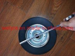 Rubber Powder High Quality Lifting Jack Wheel voor de Europese markt (8′ X3′)