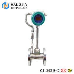 HFM200 resistente a golpes de la pantalla LCD Vortex medidor de flujo de gas
