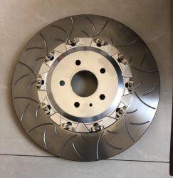 Rotor van zwevende remschijf vóór met hoge prestaties en sleuven Voor auto's