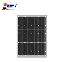 Превосходное мастерство 50W Моно Солнечная панель от китайского производителя