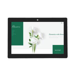 10,1-дюймовый сенсорный экран Android планшетный компьютер повышенной прочности в стену 4G планшетный компьютер для промышленного использования