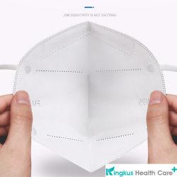 Гражданских маску для лица Переносицы Газа пластиковые для N95, сделанные в Китае
