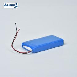 حزمة بطارية ليثيوم أيون قابلة لإعادة الشحن معتمدة من 10AH 15AH MSDS بطاريات LFPO4 لمعدات المراقبة الشمسية LED مصباح الشارع الكهربائي دراجة إلكترونية