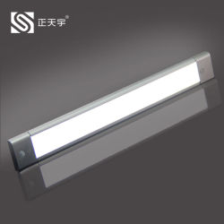 LED de Batería recargable de USB inalámbrico en el interior del sensor de movimiento por la noche la iluminación de emergencia / Iluminación gabinete