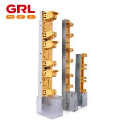 低電圧160A Nhの縦のヒューズの柵