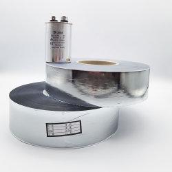 Aplicação de condensador película de poliéster metalizada 2,5 um película de poliéster metalizada zinco Película de poliéster metalizada de 11,8 alumínio