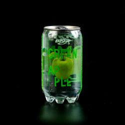 350ml sabor manzana bebidas gaseosas bebidas espumoso/.