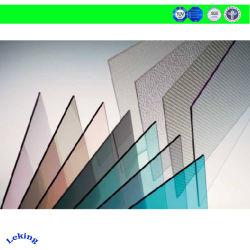 China Fabriek Golf Stevige/Holle Blad Gekleurde Duidelijke Lexan PC/Polycarbonate voor Het Dakwerk/het Afbaarden/de Luifel/de Deur/de Plaat van Bouwmaterialen voor Skylighting