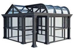 No caso de vidro de alumínio Salão Sun para Apartment Hotel