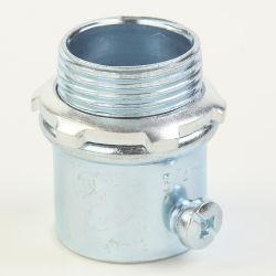 As conexões elétricas do aço conectores MET, defina o tipo de parafuso para tubos