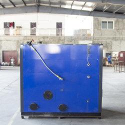 ضغط منخفض لأنبوب الحريق الطبيعي المعبأ 150 كجم من النوع الصناعي غلاية بخار من الخشب
