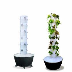 Grote Verticale Hydroponic van de Toren van de Tuin Binnen/Openlucht en Planters Aquaponic