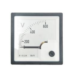 جهاز قياس مربع عالي الجودة جهاز قياس الفولتية 72 تيار متردد 600 فولت
