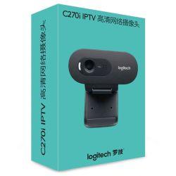 사진기 3 메가 HD 영상 Webcam를 가진 본래 C270 Webcam 720p PC 지능적인 텔레비젼 USB