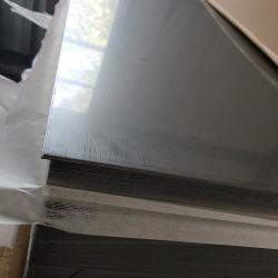 Tisco Baosteel laminados en frío de 0,8 mm de acero inoxidable 304 Placa delgada
