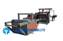 Máquina para vasos de papel corrugado