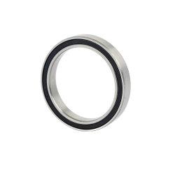 Roulements à billes en céramique Thin-Section avec 440C6707-2Ss en acier inoxydable RS