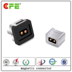 maschio 5A e connettore di cavo magnetico femminile del USB del caricatore di CC