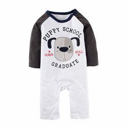 Kinder tragen lang kletternden Baby-Overall-Baby-kletternden Anzug