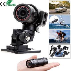 2019 лучших новых FHD фонарик тип HD 720p/1080P 8MP широкий- Angl объектив действий водонепроницаемый Sport Video Mini Металлический шлем камера спортивных мероприятий на улице видеокамеры Cam головки блока цилиндров