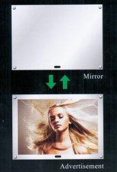[لد] مرآة سحريّة [ليغت بوإكس], حافلة موقف عرض أكريليكيّ