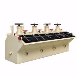 Série Xjk écume de la machine de flottation, cellule de flottation, séparation de minerai d'or