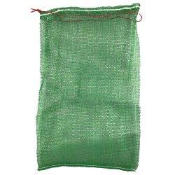 UV-BEHANDELTes 25kg 50kg Brennholz-Gemüsezwiebelen-Kartoffel-Frucht der China-Fabrik-, diepp.-Röhrennettoineinander greifen-Beutel mit Drawsting verpackt