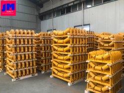 Rouleau de tendeur de rouleaux de transporteur de creux de la CEMA de tendeur de la norme JIS DIN standard